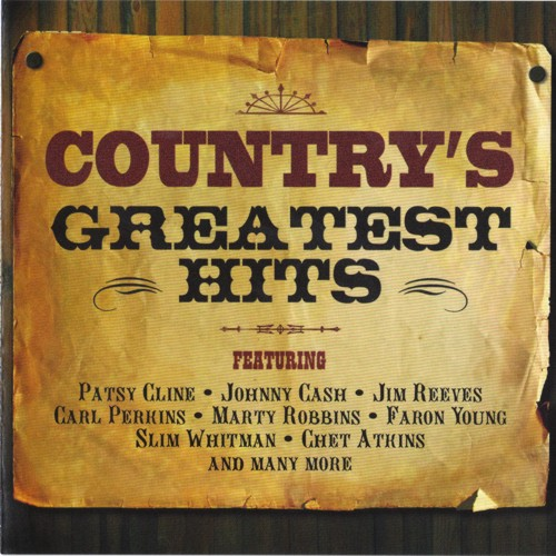 Greatest Country Hits CDs