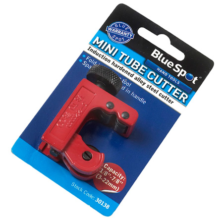 Blue Spot Mini Tube Cutter | Pipe Cutter