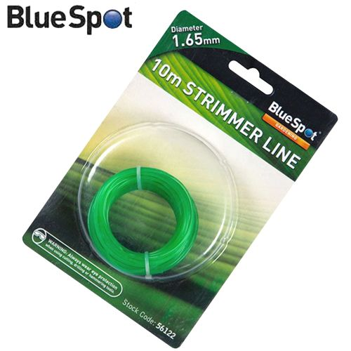 Blue Spot Tools 1.65mm x 10m Strimmer Line