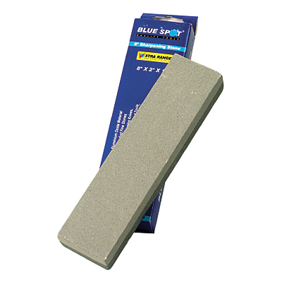 Blue Spot Tools 8'' Sharpening Stone - Oil Stone