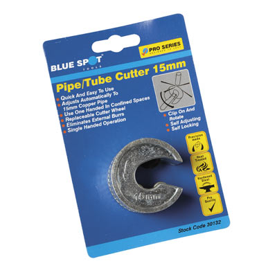 Blue Spot Tools Tube Cutter -  Pipe Slice | Tools & Leisure