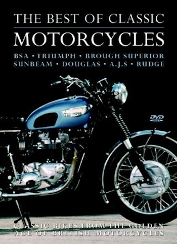 DVD - The Best Of Classic Motorcycles