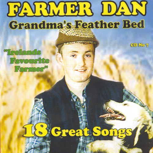 Farmer Dan - Grandma's Feather Bed - CD