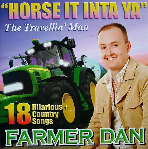 Farmer Dan - Horse It Inta Ya - CD