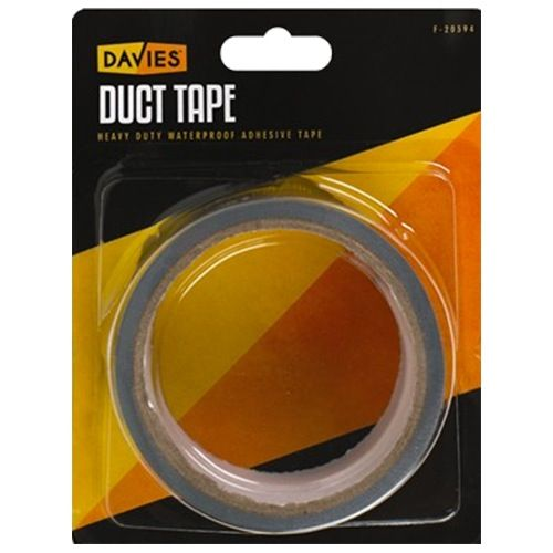 Heavy Duty Duct Tape 15m Silver