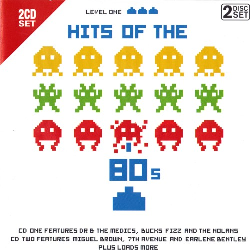Hits Of The 80's - 2CD's