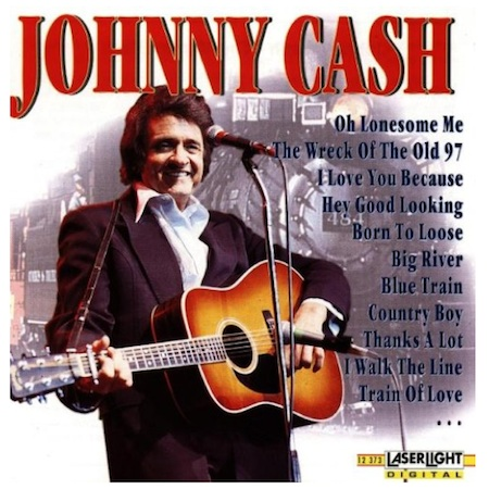 Johnny Cash - CD