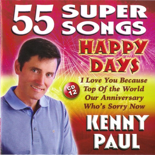 Kenny Paul - 55 Super Songs - CD