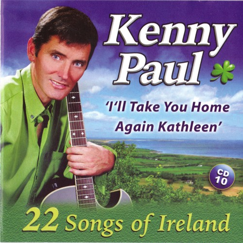 Kenny Paul - I'll Take You Home Again Kathleen - CD