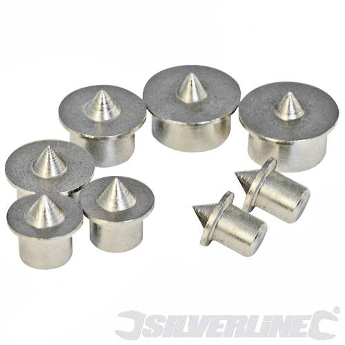 Silverline Dowel Centre Point Set