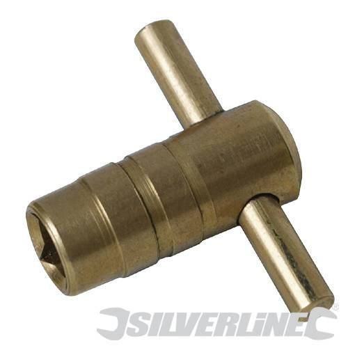 Silverline Radiator Bleed Key | 282448