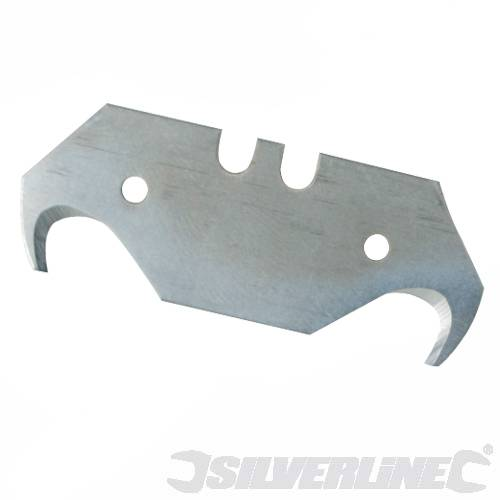 Silverline Tools Hook Utility Knife Blades