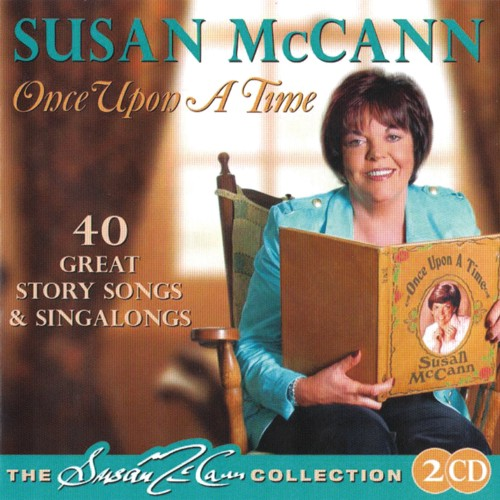 Susan McCann - Once Upon A Time - CD