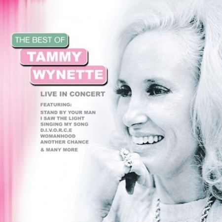 Tammy Wynette - The Best Of - CD