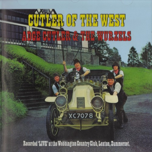 The Wurzels - Cutler of the West - CD