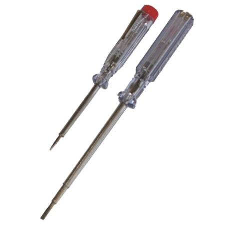Toolzone 2pc Mains Testing Voltage Screwdrivers | Tools & Leisure