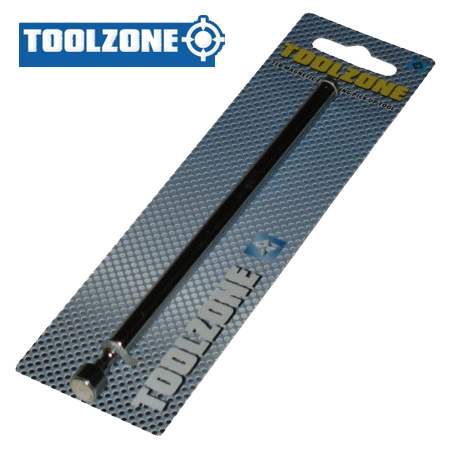 Toolzone Tools 2lb Extending Magnetic Pick Up Tool