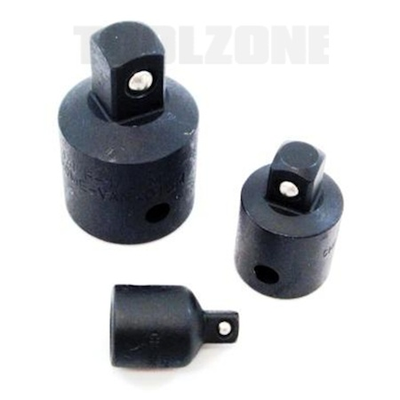 Toolzone Tools 3pc Impact Reducer Set