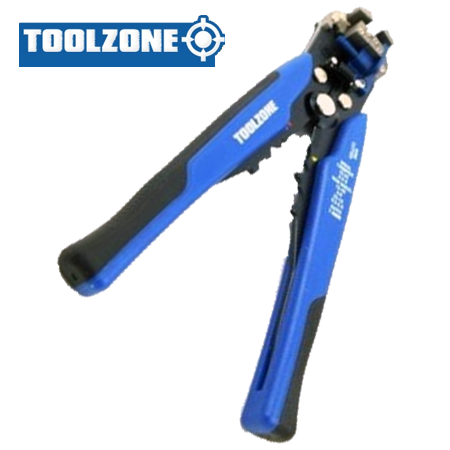 Toolzone Tools Auto Wire Stripper and Crimper