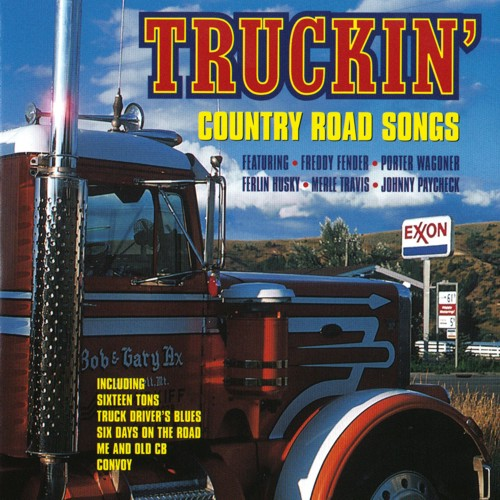 Truckin' - Country Road Songs - CD